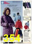 1975 Sears Fall Winter Catalog, Page 354