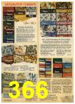 1968 Sears Fall Winter Catalog, Page 366