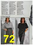 1988 Sears Spring Summer Catalog, Page 72