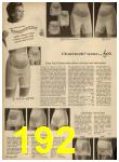 1962 Sears Spring Summer Catalog, Page 192
