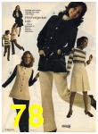 1972 Sears Fall Winter Catalog, Page 78