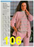 1988 Sears Fall Winter Catalog, Page 106