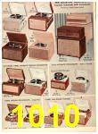 1956 Sears Fall Winter Catalog, Page 1010
