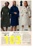 1972 Montgomery Ward Spring Summer Catalog, Page 103