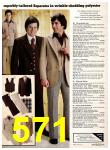 1978 Sears Fall Winter Catalog, Page 571
