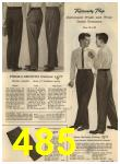 1960 Sears Spring Summer Catalog, Page 485
