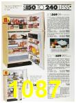 1989 Sears Home Annual Catalog, Page 1087