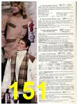 1983 Sears Fall Winter Catalog, Page 151