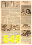 1958 Sears Spring Summer Catalog, Page 649