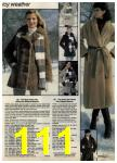 1979 Sears Fall Winter Catalog, Page 111
