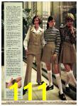 1969 Sears Fall Winter Catalog, Page 111