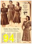 1940 Sears Fall Winter Catalog, Page 94