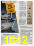 1985 Sears Fall Winter Catalog, Page 1042