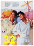 1986 Sears Spring Summer Catalog, Page 32