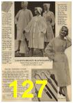 1961 Sears Spring Summer Catalog, Page 127