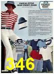 1975 Sears Spring Summer Catalog, Page 346