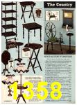 1974 Sears Fall Winter Catalog, Page 1358