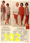 1964 Sears Spring Summer Catalog, Page 102