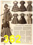 1956 Sears Fall Winter Catalog, Page 362