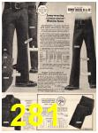 1973 Sears Fall Winter Catalog, Page 281