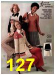 1974 Sears Fall Winter Catalog, Page 127