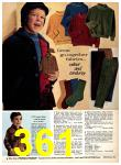 1969 Sears Fall Winter Catalog, Page 361