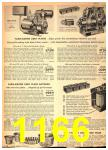 1949 Sears Spring Summer Catalog, Page 1166