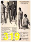 1965 Sears Fall Winter Catalog, Page 319