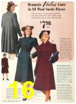 1940 Sears Fall Winter Catalog, Page 16