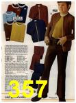 1972 Sears Fall Winter Catalog, Page 357