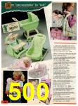 1985 Sears Christmas Book, Page 500