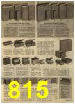1965 Sears Spring Summer Catalog, Page 815