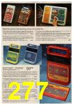 1982 Montgomery Ward Christmas Book, Page 277