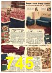1942 Sears Spring Summer Catalog, Page 745