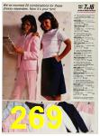 1987 Sears Spring Summer Catalog, Page 269