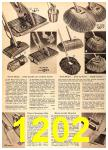 1960 Sears Fall Winter Catalog, Page 1202