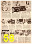 1954 Sears Christmas Book, Page 58