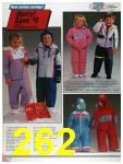 1986 Sears Fall Winter Catalog, Page 262