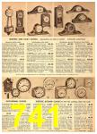 1949 Sears Spring Summer Catalog, Page 741