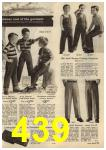 1961 Sears Spring Summer Catalog, Page 439