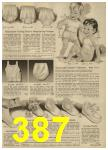 1959 Sears Spring Summer Catalog, Page 387
