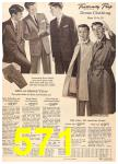1960 Sears Fall Winter Catalog, Page 571