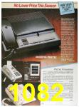 1985 Sears Fall Winter Catalog, Page 1082