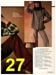 1978 Sears Fall Winter Catalog, Page 27