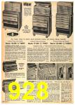 1962 Sears Fall Winter Catalog, Page 928