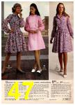 1972 Montgomery Ward Spring Summer Catalog, Page 47