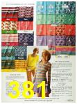 1973 Sears Spring Summer Catalog, Page 381