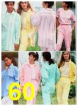 1988 Sears Spring Summer Catalog, Page 60