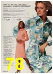 1975 Sears Spring Summer Catalog, Page 78