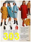1967 Sears Fall Winter Catalog, Page 303